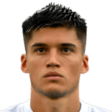 Joaquin Correa 81 Rated