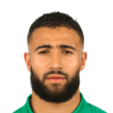 Nabil Fekir 83 Rated