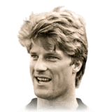 Michael Laudrup 91 Rated