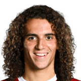 Matteo Guendouzi 77 Rated