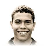 Ronaldo Nazario 90 Rated