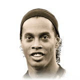Ronaldinho 89 Rated