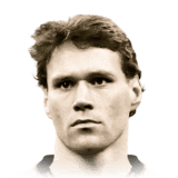 Marco van Basten 91 Rated