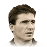 Gheorghe Hagi 85 Rated