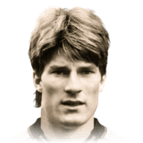 Michael Laudrup 85 Rated
