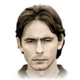 FIFA 21 Filippo Inzaghi - 85 Rated