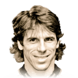 Gianfranco Zola 87 Rated
