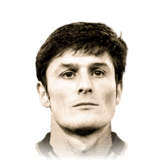 FIFA 21 Javier Zanetti - 87 Rated