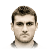 Christian Vieri 86 Rated