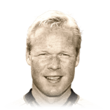 FIFA 21 Ronald Koeman - 85 Rated