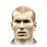 Zinedine Zidane 94 Rated