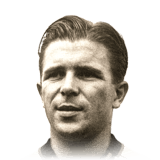 Ferenc Puskas 94 Rated