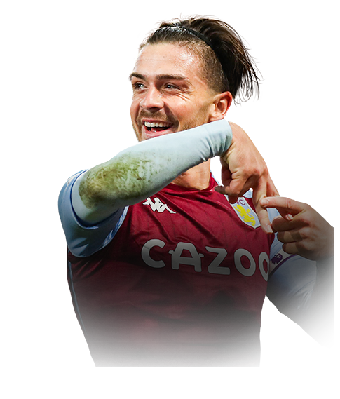 FIFA 20 Grealish Face