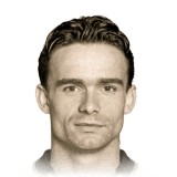 Marc Overmars 88 Rated