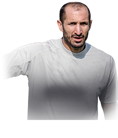 Chiellini face