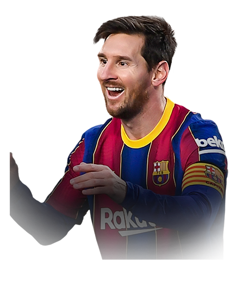 Messi face
