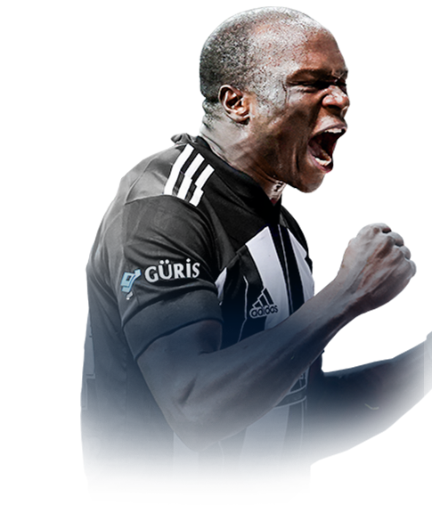 Aboubakar face