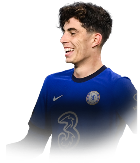 Havertz face