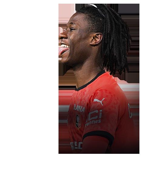 Eduardo Camavinga Fifa 21 Future Stars 91 Rated Prices And In Game Stats Futwiz