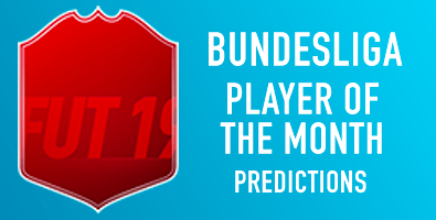 FUT 19: Bundesliga POTM Predictions. November
