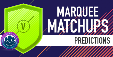 Marquee Matchups Predictions - September 18th and September 25th