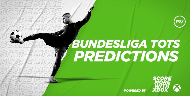 FIFA 20 TOTS Predictions: Bundesliga