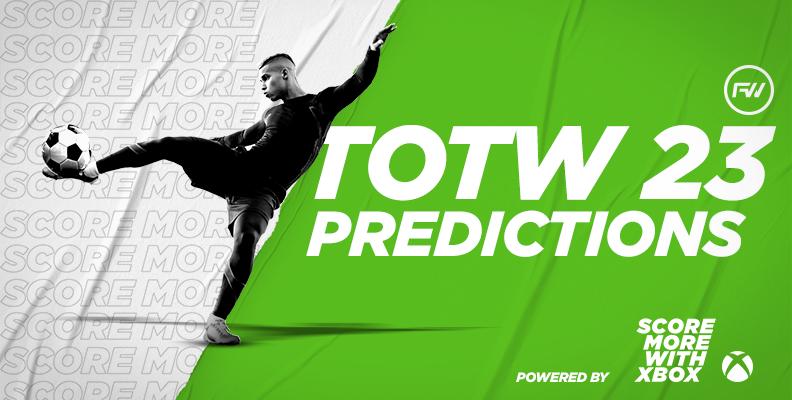 FIFA 20 Team of the Week Prediction: Week 23
