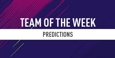 FIFA 19 Team of the Week Prediction: Week 18