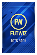 fifa17 TOTS Pack Pack Opener