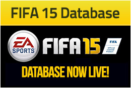FIFA 15 Database now Live on FUTWIZ