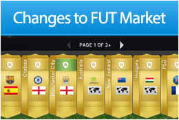 Changes to the FUT Transfer Market