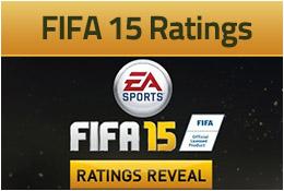 FIFA 15 Ratings Reveal