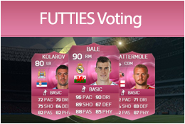 The Futties voting now live