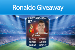 RB 97 Ronaldo Giveaway
